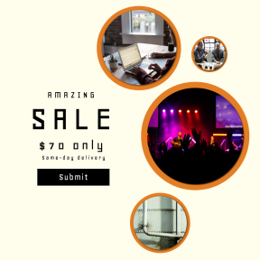 Image design template for sales - #banner #businnes #sales #CallToAction #salesbanner #conference #night #metal #flower #laptop #meeting #glass