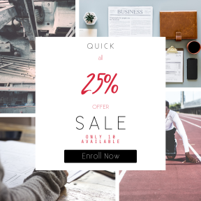 Image design template for sales - #banner #businnes #sales #CallToAction #salesbanner #geometric #square #mobile #belt #pen #lay #steel #consulting #man