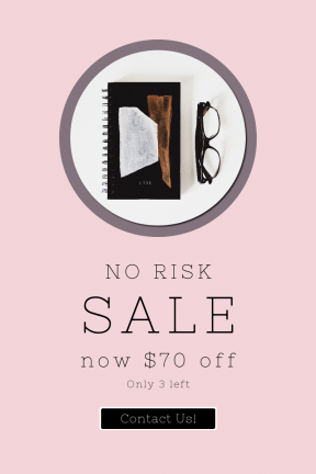 Portrait design template for sales - #banner #businnes #sales #CallToAction #salesbanner #keyboard #silhouette #white #blog #notebook