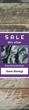 Skyscraper wide web banner template for sales - #banner #businnes #sales #CallToAction #salesbanner #textile #background #contrast #plank #wood #wall #concrete #neutral
