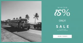 Card design template for sales - #banner #businnes #sales #CallToAction #salesbanner #car #photography #art #school #sommer #schoolbus #trip #and #shadow #tree