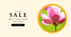 Card design template for sales - #banner #businnes #sales #CallToAction #salesbanner #black #circular #green #water #flower #shapes #floral #card #symbol