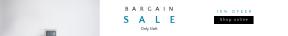 Leaderboard web banner template for sales - #banner #businnes #sales #CallToAction #salesbanner #mac #retro #tecnology #macintosh #monitor #minimal #office #plus #white