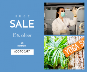 Square large web banner template for sales - #banner #businnes #sales #CallToAction #salesbanner #green #sign #hair #face #long #medicine #eye #hotel #leaf #lady