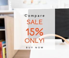 Square large web banner template for sales - #banner #businnes #sales #CallToAction #salesbanner #design #shelf #computer #interior #desk #v3 #laptop