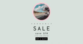 Card design template for sales - #banner #businnes #sales #CallToAction #salesbanner #cloud #sigma #button #dog #portrait #sky #window #card