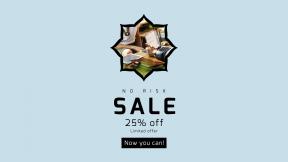 FullHD image template for sales - #banner #businnes #sales #CallToAction #salesbanner #bg #laptop #meeting #talking #shapes #florets