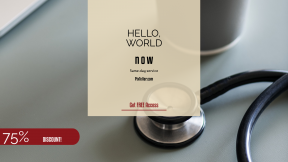 FullHD image template for sales - #banner #businnes #sales #CallToAction #salesbanner #isolated #circle #medicine #notebook #wireless