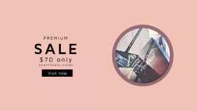 FullHD image template for sales - #banner #businnes #sales #CallToAction #salesbanner #architecture #reflection #up #steel #looking #design #line #building