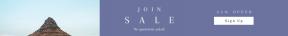 Leaderboard web banner template for sales - #banner #businnes #sales #CallToAction #salesbanner #horizon #resources #wallpaper #water #computer #loch #reflection #calm #sky #sea