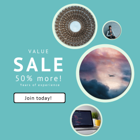 Image design template for sales - #banner #businnes #sales #CallToAction #salesbanner #texture #symmetry #business #control #colourful #coding #code #portrait #circle