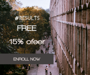 Square large web banner template for sales - #banner #businnes #sales #CallToAction #salesbanner #building #sky #old #people #ucab #tree #university #architecture #path