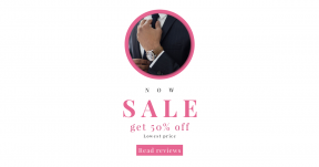Card design template for sales - #banner #businnes #sales #CallToAction #salesbanner #windsor #tie #shirt #person #wedding #formal #guy #professional #suit