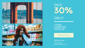 FullHD image template for sales - #banner #businnes #sales #CallToAction #salesbanner #candy #bay #cityscape #san #coloring #store