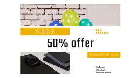 FullHD image template for sales - #banner #businnes #sales #CallToAction #salesbanner #table #colorfull #party #credit #squares #black #shape #wall #minimalism