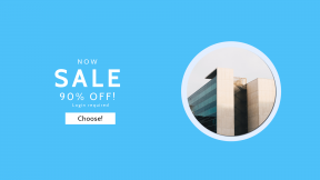 FullHD image template for sales - #banner #businnes #sales #CallToAction #salesbanner #corporate #sky #building #design #product #architecture