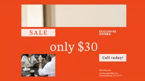 FullHD image template for sales - #banner #businnes #sales #CallToAction #salesbanner #woman #service #cuisine #navigator #office #sales #working #at #headphone