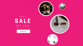 FullHD image template for sales - #banner #businnes #sales #CallToAction #salesbanner #coffe #white #break #statistic #object #man #product #work