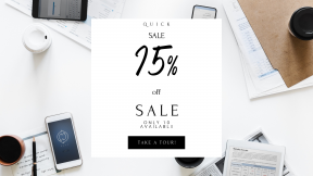 FullHD image template for sales - #banner #businnes #sales #CallToAction #salesbanner #object #coffe #internet #office #meeting #network #business #meet #research #mobile