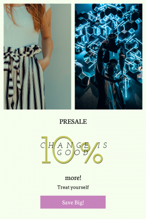 Portrait design template for sales - #banner #businnes #sales #CallToAction #salesbanner #light #holdingmale #entrepreneur #minimal #night #bag