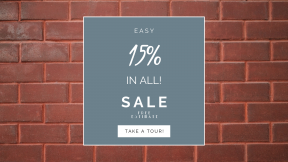 FullHD image template for sales - #banner #businnes #sales #CallToAction #salesbanner #texture #wall #stain #brick #stone #wood #brickwork
