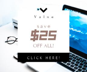 Square large web banner template for sales - #banner #businnes #sales #CallToAction #salesbanner #laptop #modern #technology #phone #screen #sleek #apple #mobile #workspace