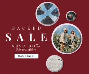 Square large web banner template for sales - #banner #businnes #sales #CallToAction #salesbanner #stair #wares #sky #look #tennessee #through #climb #human