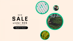 FullHD image template for sales - #banner #businnes #sales #CallToAction #salesbanner #reading #small #plant #park #strips #reader