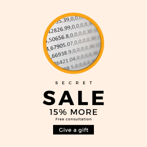 Image design template for sales - #banner #businnes #sales #CallToAction #salesbanner #business #number #geometrical #geometric #circle #technology
