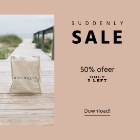 Image design template for sales - #banner #businnes #sales #CallToAction #salesbanner #coast #texa #blue #sand #bag