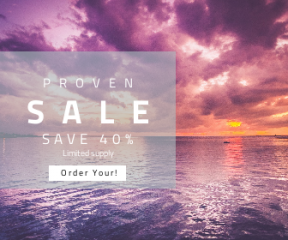 Square large web banner template for sales - #banner #businnes #sales #CallToAction #salesbanner #majestic #sky #small #below #cloud #water #reflecion