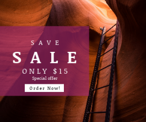 Square large web banner template for sales - #banner #businnes #sales #CallToAction #salesbanner #adventure #antelope #black #nature #metal #cave #going #abstract