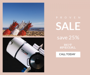 Square large web banner template for sales - #banner #businnes #sales #CallToAction #salesbanner #water #white #paint #coast #sand #cloud #device #innovation