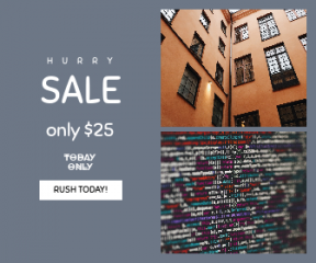 Square large web banner template for sales - #banner #businnes #sales #CallToAction #salesbanner #color #stockholm #programming #elmarit #looking #window #designer #100mm