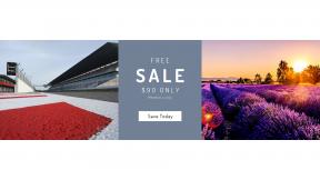 FullHD image template for sales - #banner #businnes #sales #CallToAction #salesbanner #bleacher #orange #grandstand #track #business #building #lavender #drôme #race #stadium