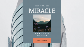 FullHD image template for sales - #banner #businnes #sales #CallToAction #salesbanner #wild #skyscraper #modern #building #tall #window #forest #architecture