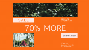 FullHD image template for sales - #banner #businnes #sales #CallToAction #salesbanner #chair #ocean #tropical #air #long #summer #green