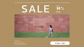 FullHD image template for sales - #banner #businnes #sales #CallToAction #salesbanner #skirt #sidewalk #wall #ice #adding