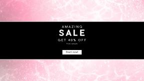 FullHD image template for sales - #banner #businnes #sales #CallToAction #salesbanner #pattern #computer #atmosphere #sky #texture #wallpaper #pink #petal #peach