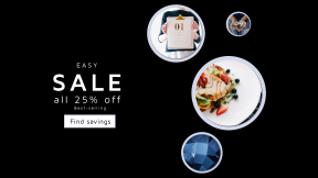 FullHD image template for sales - #banner #businnes #sales #CallToAction #salesbanner #strawberry #a #berries #female #plate #01 #planning