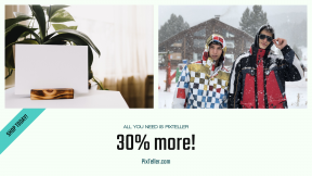 FullHD image template for sales - #banner #businnes #sales #CallToAction #salesbanner #fashion #cloud #coat #sunglase #snow #portrait #rural #leafe