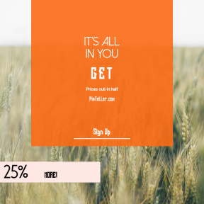 Image design template for sales - #banner #businnes #sales #CallToAction #salesbanner #crop #web #corn #bread #wheat #plant #and #agriculture #field