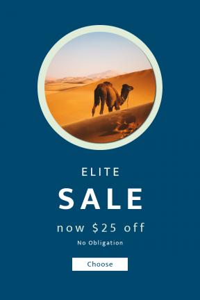 Portrait design template for sales - #banner #businnes #sales #CallToAction #salesbanner #classroom #lines #footprint #dune #sand #desert #sahara