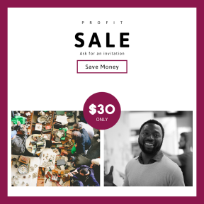 Image design template for sales - #banner #businnes #sales #CallToAction #salesbanner #presentation #business #looking #market #man