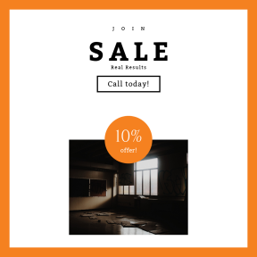 Image design template for sales - #banner #businnes #sales #CallToAction #salesbanner #building #classroom #indoor #book #urban #sunlight #exploration #urbex #contrast