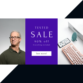 Image design template for sales - #banner #businnes #sales #CallToAction #salesbanner #iphone #community #person #corporate #caucasian #grey #businessperson #portrait #ikea