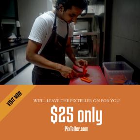 Image design template for sales - #banner #businnes #sales #CallToAction #salesbanner #work #carrot #professional #man #dark #food