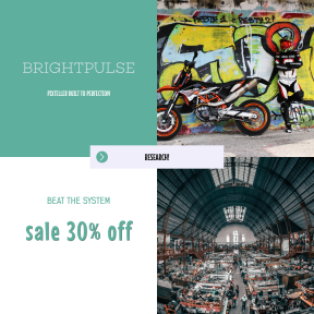 Image design template for sales - #banner #businnes #sales #CallToAction #salesbanner #building #sony #shopping #warehouse #bike #directional #arrows #crash #mural