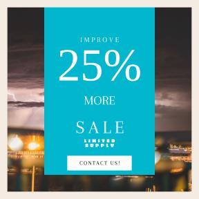 Image design template for sales - #banner #businnes #sales #CallToAction #salesbanner #port #cloud #harbour #sky #storm #dark #darksky #lighning