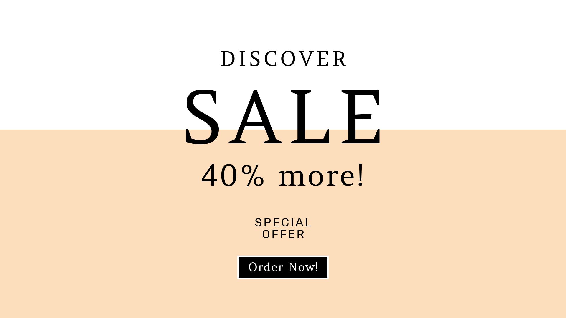 Banner, Businnes, Sales, CallToAction, Salesbanner, White,  Free Image